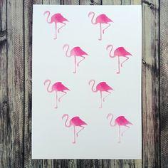 NőiCsizma | Flamingós stencil Flamingo, Stencils, Templates, Stenciling, Greater Flamingo, Flamingos, Sketches