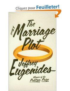 The Marriage Plot: Amazon.fr: Jeffrey Eugenides: Livres anglais et étrangers