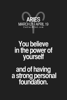 Zodiac Mind - Your source for Zodiac Facts Aries Zodiac Facts, Aries Baby, Aries And Sagittarius, Aries Traits, Aries Quotes, Aries Woman, Zodiac Mind, Aries Month, All About Aries