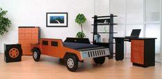 Boys Bedroom - Car / Truck Beds...