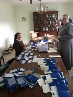 Sisters of St. Francis of Perpetual Adoration in Washington preparing for Papal Visit