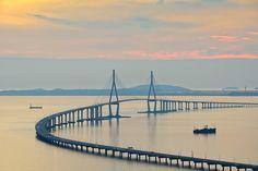 incheon bridge - Google Search