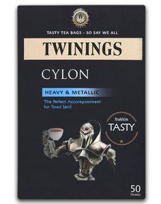 Cylon tea!