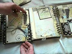 Baby Steps Baby Journal -- This is seriously amazing... There are ideas turning in my head now lol