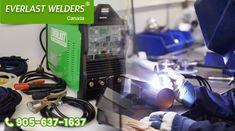 Best TIG Welder: Get best AC/DC TIG welders at discounted prices from EVERLAST Canada. We offer Tig Welders, PowerTig welders Series in Canada with customer support services. Everlast Welders, Best Tig Welder, Work Productivity, Welding Equipment, Ac Dc, Improve Yourself, Range, Store, Easy