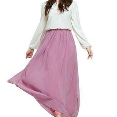 alisha dress pink