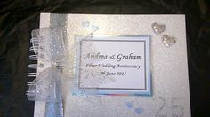 Congratulations Andrea & Graham on your 25th Wedding Anniversary