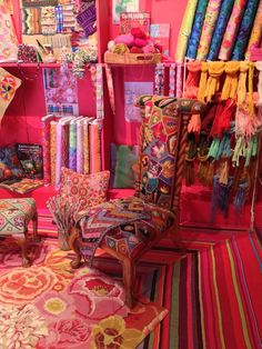 The Colorful World of Kaffe Fassett - 2014 Exhibition - Google Search