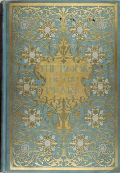 The Book of the Pearl....Kunz and Stevenson 1908