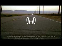 Honda Civic Musical Road: one of my favorite car commercials, it is brilliant !
