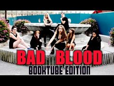 GUYS WATCH THIS IT'S AMAZING!!! BAD BLOOD | BOOKTUBE EDITION