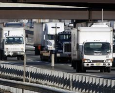 With nearly a dozen interstates and the third-largest port in the nation, as many as 55,000 trucks pass through N.J. daily — all battling for less than 3,000 legal parking spots.