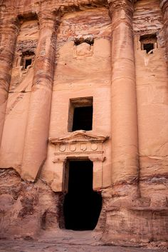 Doorway To Where? Petra
