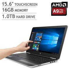 HP Pavilion 15z Touchscreen Laptop - AMD A9 - 2GB Graphics