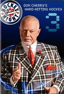 Don Cherry's Hard Hitting Hockey, Vol. Don Cherry, Hockey Live, Ice Hockey, Sports Trophies, I Am Canadian, The Mike, Tough Guy, National Hockey League, Hockey Players