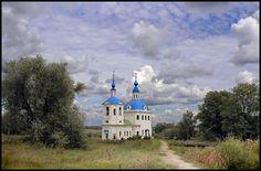 фото:Церковная тропинка фотограф:Владимир Евдокимов