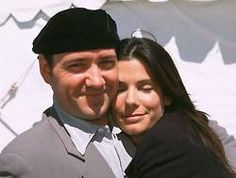 Kevin Spacey and Sandra Bullock. Aw!!!