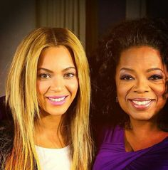 Beyonce & Oprah