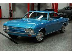 1965// Chevrolet Corvair Monza