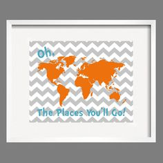 I want to make one of these for my room, where I can color in the countries I've visited.