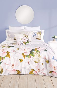 Ted Baker Opal Comforter Set, Full/Queen Home - Bloomingdale's King Comforter Sets, Duvet Sets, Duvet Cover Sets, Pillow Covers, Beautiful Bedrooms, Ted Baker, Comforters, Opal, Nordstrom