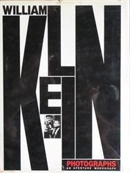 William Klein - An Aperture Monograph