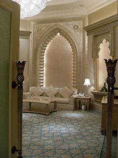 Beautiful, inspirational and creative images from Piccsy. Islamic Architecture, Interior Architecture, Interior And Exterior, Moroccan Design, Moroccan Decor, Moroccan Style, Style At Home, Design Oriental, Arabic Decor