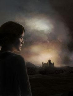 After Matthew dies there is a darkness over Downton Abbey for Lady Mary