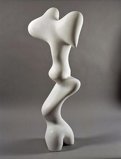 Jean Arp, Growth, 1935, Plaster, Arp Foundation, Clamart, France