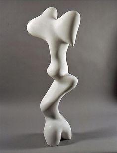 Jean Arp, Growth , 1935, Plaster, Arp Foundation, Clamart, France