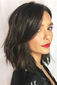 80 Bob Hairstyles To Give You All The Short Hair Inspiration - Hairstyles Trends Side Bang Haircuts, Side Bangs Hairstyles, Haircuts With Bangs, Short Bob Hairstyles, Trending Hairstyles, Hairstyles Haircuts, Pretty Hairstyles, Medium Hair Cuts, Medium Hair Styles