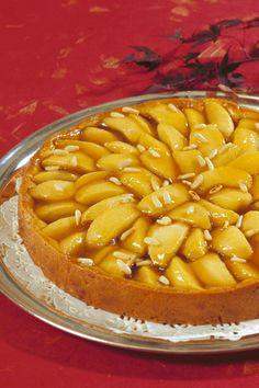 Tarta de manzana Marlene