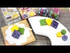 수제양갱만들기-어른 아이 모두 좋아하는 삼색양갱_원광디지털대학교 한방건강학과 - YouTube