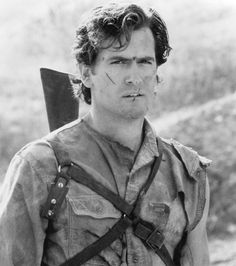 Before he was Sam Axe... he was gorgeous, hilarious, undead fighting Nash.