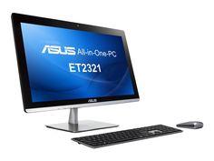 ¡Trabaja con estilo! Con un ordenador todo en uno te olvidas de los cables y ahorras espacio. dsd0 #tecnologia #informatica
