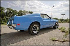 1970 Ford Mustang Boss 429 Fastback KK #2153, Rotisserie Restoration for sale by Mecum Auction
