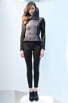 50fadc15e63c5 Elie Tahari Fall 2013 Ready-to-Wear Collection Slideshow on Style.com I