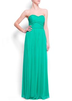 """I have found my """"after"""" dress on the official website: mango.es"""