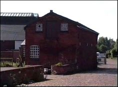 Fluer De Lys Pie Factory at Emscote Warwick