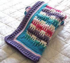 Ravelry: allenebj's little girl blanket