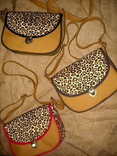Morrales Nicky Saddle Bags, Footprint, Totes, Flowers