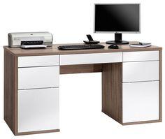 15 Amazing Computer Desk Oak Snapshot Ideas