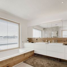 Do you need some inspiration for your bathroom? Smart Home Design, House Design, Bathroom, Inspiration, Washroom, Biblical Inspiration, Full Bath, Bath, Architecture Design