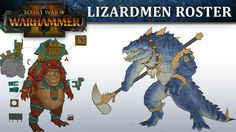 Collected all the new Lizardmen Concept Art from the latest video here.