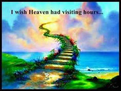 Visiting hours in Heaven