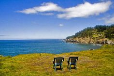 Ocean Cove Campground (Jenner, CA)- we spent part of our honeymoon here. Absolutely beautiful!