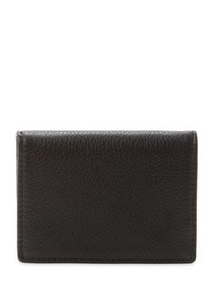WILL Leather Goods Card Fold Card Case
