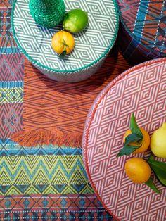 Fabrics from LaMaison Pierre Frey