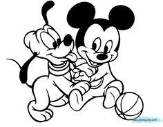 mickey mouse ausmalbilder 08 | Ausmalbilder | Ausmalbilder ...