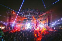 Griz at Euphoria Music Festival 2016